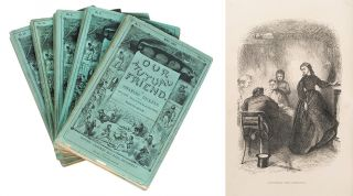 Our Mutual Friend...With Illustrations By Marcus Stone. Charles Dickens