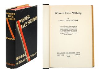 Winner Take Nothing. Ernest Hemingway