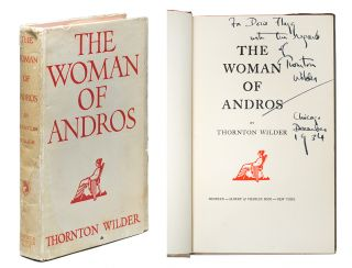 The Woman of Andros. Thornton Wilder