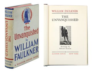 The Unvanquished. Drawings By Edward Shenton. William Faulkner