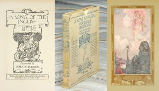 A Song of the English. With Illustrations by W. Heath Robinson. Rudyard. Robinson Kipling, W. Heath