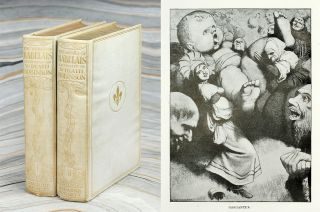 The Works of Mr. Francis Rabelais Doctor in Physick. Containing Five Books of the Lives, Heroick...