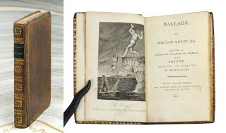 Ballads, Founded on Anecdotes Relating to Animals, with Prints designed and Engraved by William...