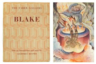 The Faber Gallery. Blake (1757-1827) with an introduction and notes by Geoffrey Keynes. William...