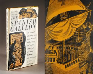 The Spanish Galleon. Jack. Watkins Matthews, Tudur