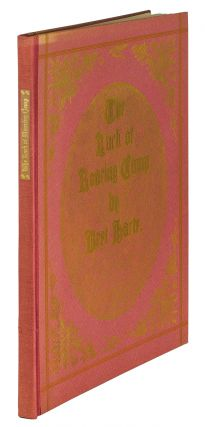 The Luck of Roaring Camp a story by Bret Harte, first printed in the Overland Monthly for August...