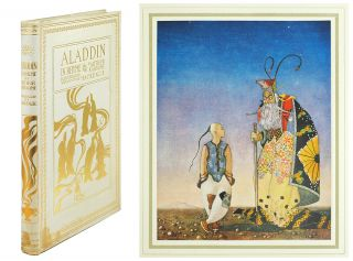 Aladdin and his Wonderful Lamp in Rhyme. Arthur Ransome, Thomas, Mackenzie