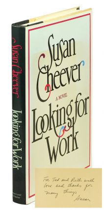 Looking for Work. Susan Cheever