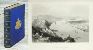 The Danube. its History, Scenery, and Topography... Splendidly Illustrated, From Sketches taken...