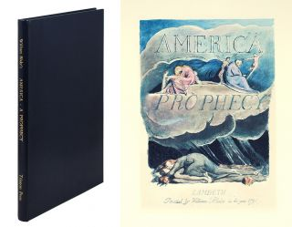 America - a Prophecy. William Blake, Trianon Press