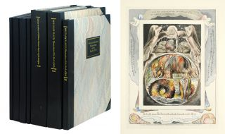 Illustrations of the Book of Job. Trianon Press, William Blake