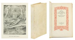 Poems in English with Illustrations by William Blake. Paradise Lost. Miscellaneous Poems....