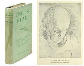 English Blake. Bernard Blackstone