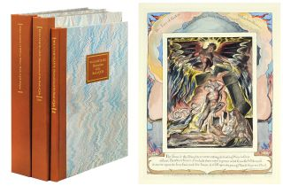 Illustrations of the Book of Job... ; Colour versions of William Blake's Book of Job designs from...