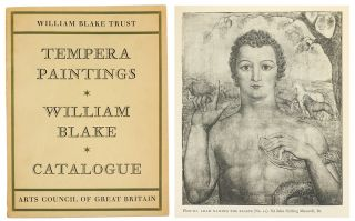 The Tempera Paintings of William Blake. Arts Council of Great Britain