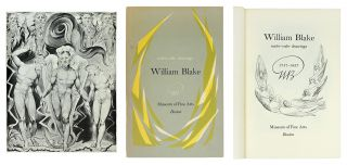 William Blake Water-Color Drawings. Helen D. Willard, Peter A., Wick, Author