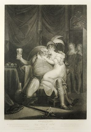 Shakspeare [sic] Second Part of King Henry the Fourth.Painted by Henry Fuseli. Engraved by W....
