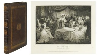 Boydell's Graphic Illustrations of the Dramatic Works of Shakespeare; Consisting of a Series of...