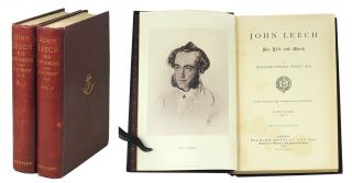 John Leech His Life and Work. In Two Volumes. William Powell Frith