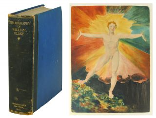 A Bibliography of William Blake. Geoffrey Keynes