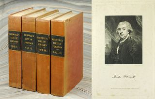 The Life of Samuel Johnson. James Boswell