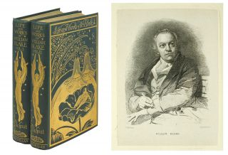 Life of William Blake. With Selections from his Poems and Other Writings. A New and Enlarged...