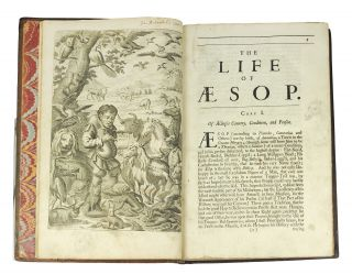 Fables of Aesop and other Eminent Mythologists: With Morals and Reflexions. Part 1. The Third Edition Corrected and Amended. [with] Fables and Storyes Moralized. Being a Second Part of the Fables of Aesop, and Other Eminent Mythologists, &c.