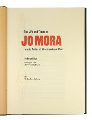 Life and Times of Jo Mora, Iconic Artist of the American West.
