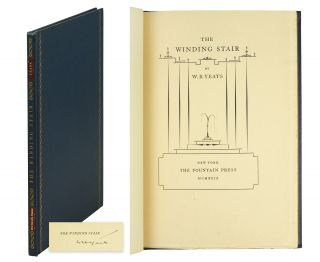 The Winding Stair. William Butler Yeats