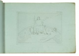 The Iliad of Homer engraved by Thomas Piroli from the Compositions of John Flaxman Sculptor.