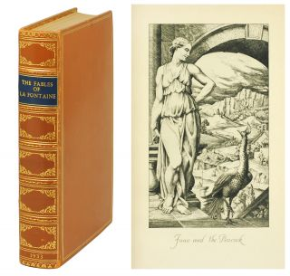 The Fables. Translated into English Verse by Edward Marsh. Jean de. Marsh La Fontaine, Edward