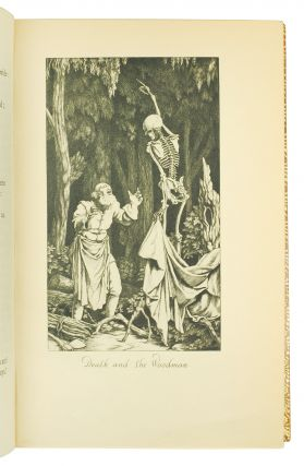 The Fables. Translated into English Verse by Edward Marsh.