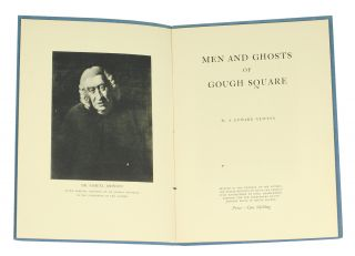 Men and Ghosts of Gough Square.