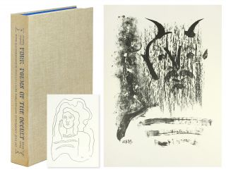 Four Poems of the Occult. Illustrations by Fernand Leger, Pablo Picasso, Yves Tanguy & Jean Arp....