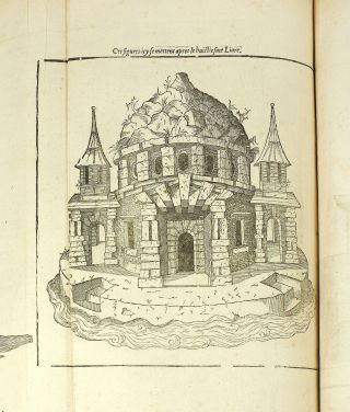 Architecture de Philibert de l'Orme [Title on illustrated added title page:] Oeuures de Philibert de l'Orme.