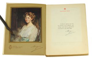"""Princess Mary's Gift Book. All profits from sale are given to The Queen's """"Work for Women"""" Fund which is acting in conjunction with The National Relief Fund."""