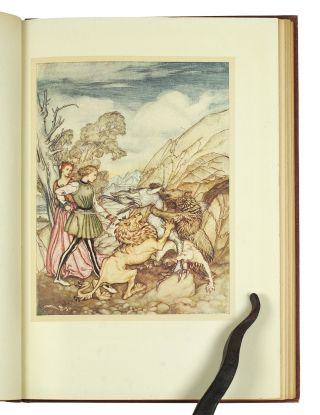 The Allies' Fairy Book, With an Introduction by Edmund Gross and Illustrations by Arthur Rackham.