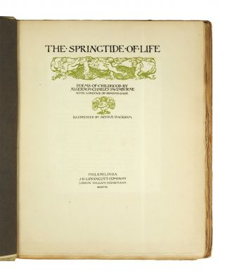 The Springtide of Life, Poems of Childhood.