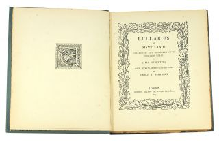 Lullabies of Many Lands...With Seventy-Seven Illustrations by Emily J. Harding.