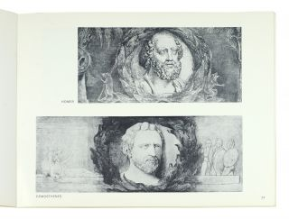 "William Blake's ""Heads of the Poets"" for Turret House the residence of William Hayley Felpham."