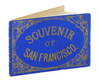 Souvenir of San Francisco. View Book