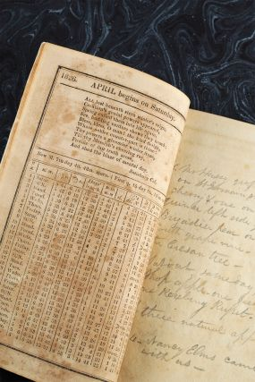 The Christian Calendar and New England Farmer's Almanack, for the Year of our Lord 1826.